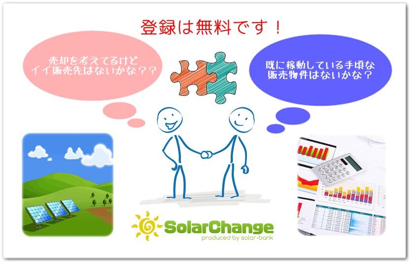 太陽光発電転売サポート