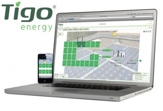 Tigoシステムで発電量アップ